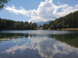 Lago di Meugliano (TO) in Valchiusella