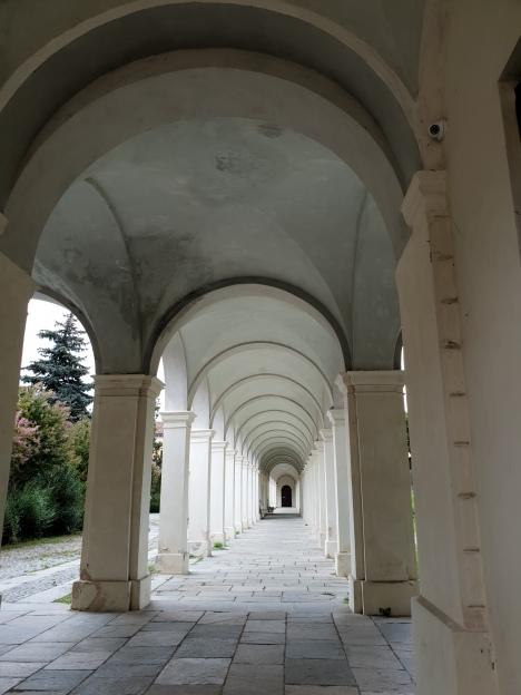 Portici della Certosa (TO) di Collegno
