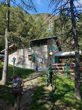 Rifugio Val Gravio - Parco di Rocciavrè (TO)